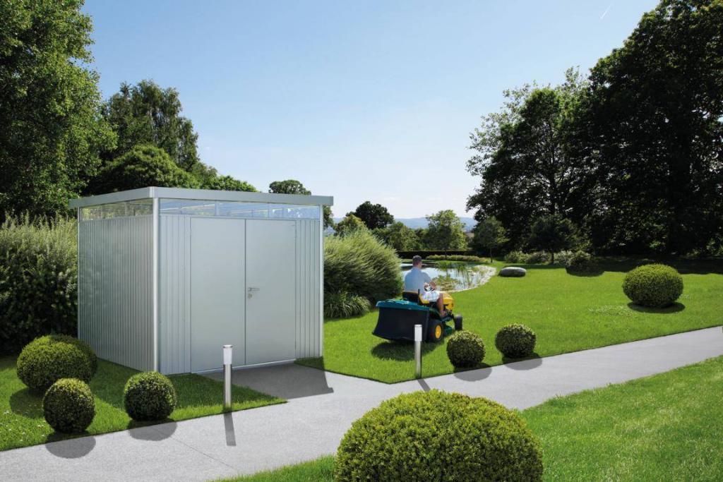 Gartenhaus Biohort