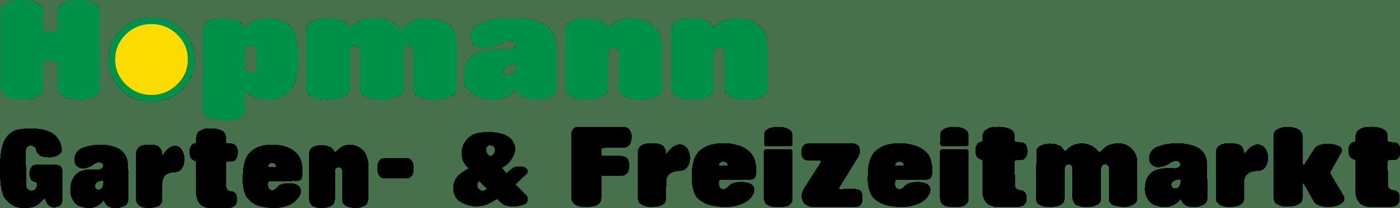 Hopmann Garten- und Freizeitmarkt Logo